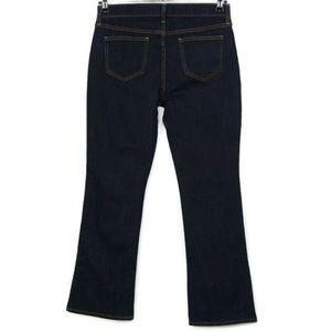 Old Navy Jeans Sweet Heart Boot Cut 10 Short X 30